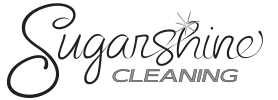 sugarshine cleaning logo transparent background