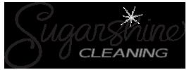 sugarshine cleaning logo transparent background